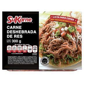 Carne Deshebrada de Res 300 gr